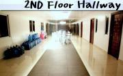 CIJクラシックキャンパス|学生寮廊下