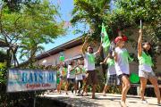 BAYSIDE RPCキャンパス|校内パレード