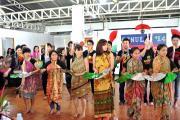 BAYSIDE RPCキャンパス|シヌログ祭りダンス