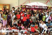 TARGET|孤児院訪問