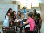 SMEAGスパルタキャンパス|寮でおしゃべり