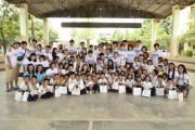 SMEAGスパルタキャンパス|地元の子供達と交流