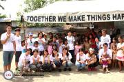 CIA|ボランティア活動